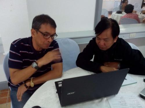 La Familia initial consultation with Designer
