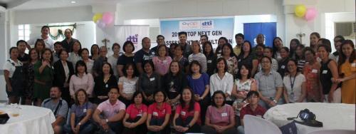 2018 act session participants