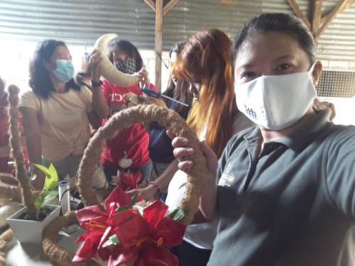 Skills Training - Handicraft Making